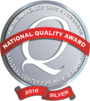 QAPI Accreditation Presented to Issaquah Nursing