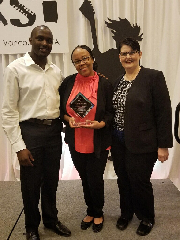 Washington Healthcare Association's Skilled Nurse of the Year-2019